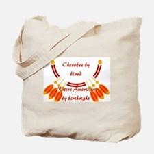 """Cherokee"" Tote Bag"
