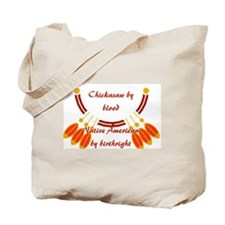 """Chickasaw"" Tote Bag"