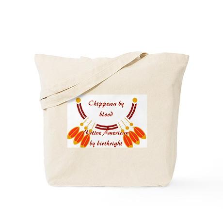"""""""Chippewa"""" Tote Bag"""