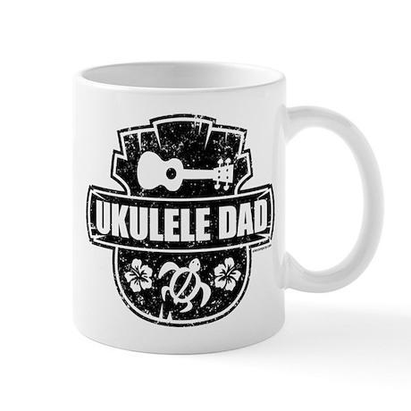 Ukulele Dad Mug