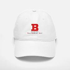 B STANDS FOR Baseball Baseball Cap