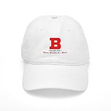 B STANDS FOR Baseball Cap