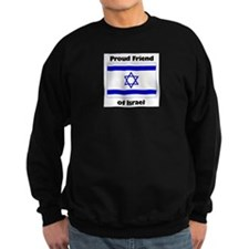 Proud Friend of Israel Sweatshirt
