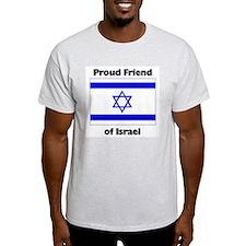 Proud Friend of Israel T-Shirt