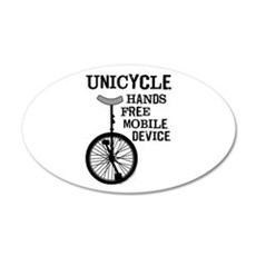 Mobile Device Bold Wall Decal