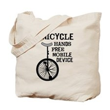 Mobile Device Bold Tote Bag