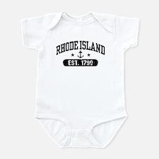 Rhode Island Infant Bodysuit