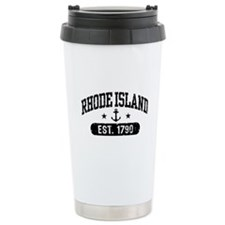 Rhode Island Travel Mug