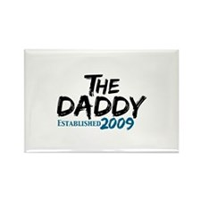 The Daddy Est 2009 Rectangle Magnet
