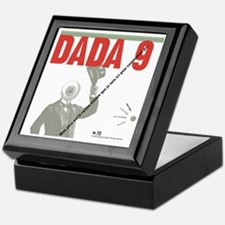 DADA Day, Salute Keepsake Box