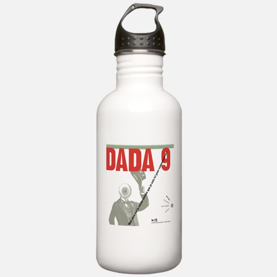 DADA Day, Salute Water Bottle