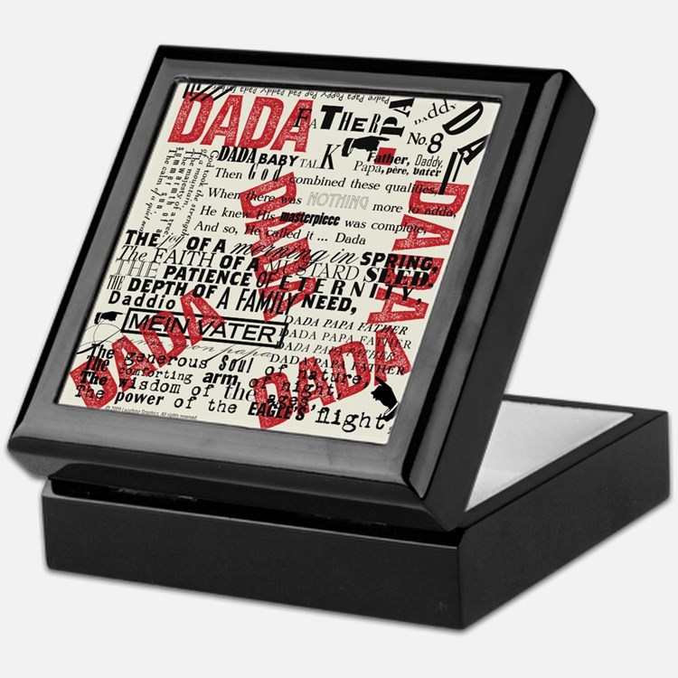 DADA Day, type Keepsake Box