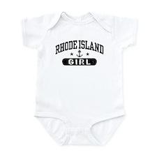 Rhode Island Girl Infant Bodysuit