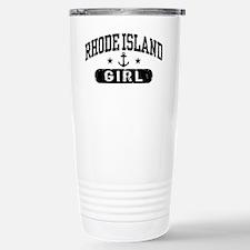 Rhode Island Girl Stainless Steel Travel Mug