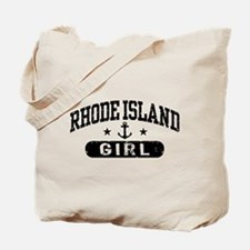Rhode Island Girl Tote Bag