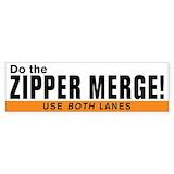 Zipper merge 10 Pack