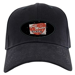 Grill Master Retro Baseball Hat
