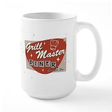 Grill Master Retro Mug