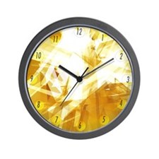 """Jumble"" Wall Clock"