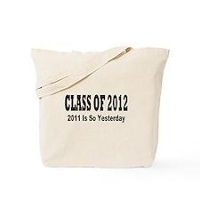 Cute Seniors 2011 Tote Bag