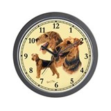 Airedale Wall Clocks