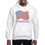 let freedom ring Hooded Sweatshirt