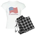 let freedom ring Women's Light Pajamas
