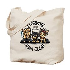 Yorkie Lover Tote Bag