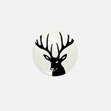 Funny Deer Mini Button (10 pack)