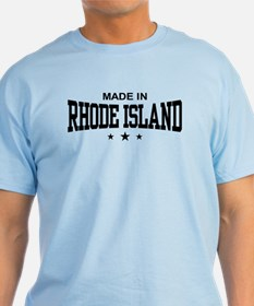 Made In Rhode Island T-Shirt