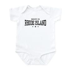 Made In Rhode Island Infant Bodysuit
