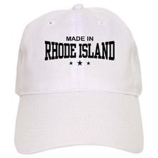 Made In Rhode Island Baseball Cap