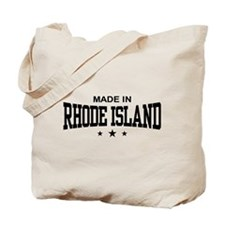 Made In Rhode Island Tote Bag