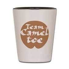 Team Camel Toe Shot Glass