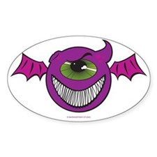 Purple People Eaters Decal