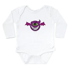 Purple People Eaters Long Sleeve Infant Bodysuit