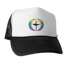 UU Rainbow Logo Trucker Hat