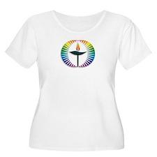 UU Rainbow Logo T-Shirt