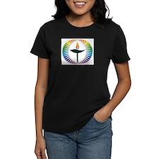 UU Rainbow Logo Tee