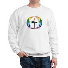 UU Rainbow Logo Sweatshirt