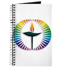 UU Rainbow Logo Journal