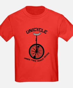 Unicycle Mobile Device T