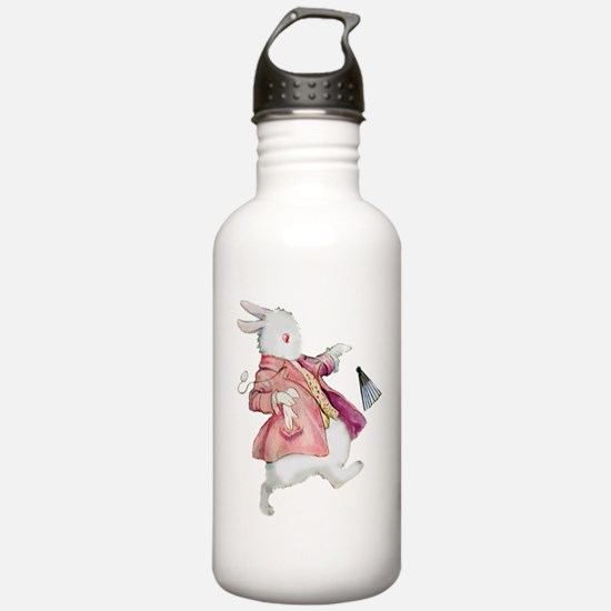 I'M LATE, I'M LATE Water Bottle