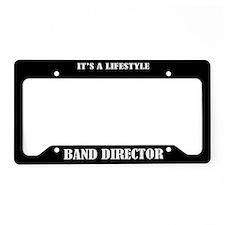 Band Director License Frame Holder Gift