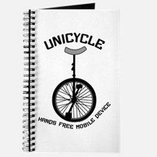 Unicycle Mobile Device Journal