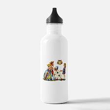 QUEEN & CHESHIRE CAT Water Bottle