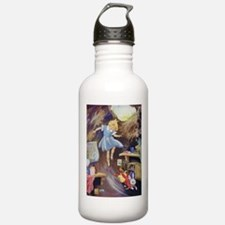 ALICE DOWN THE RABBIT HOLE Water Bottle