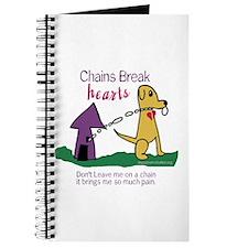 Chains Break Hearts Journal