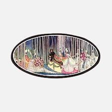 Twelve Dancing Princesses Patches