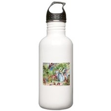 THE MARRIAGE OF THUMBELINA Water Bottle